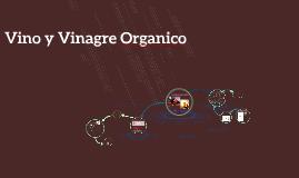 Vino y Vinagre