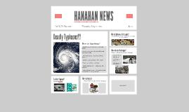 HANAHAN NEWS