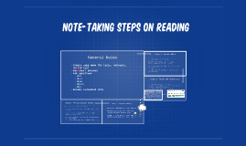 note taking steps