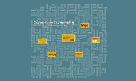 C come Cuore C come Coding