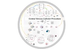 Central Venous Catheter Placement