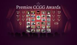 Copy of Premios CCGG Awards