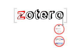 "Copy of Taller básico ""Zotero"""