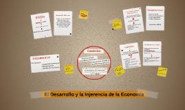 El Desarrollo y la Injerencia de la Economía