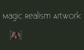 Magic Realism Artwork