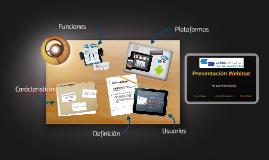 Presentación Webinar