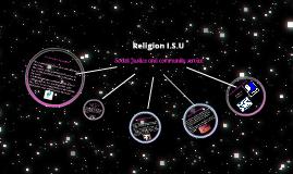 Religion I.S.U