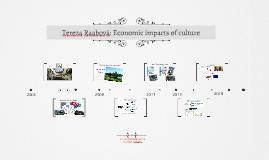 Economic impacts of culture