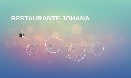 RESTAURANTE JOHANA
