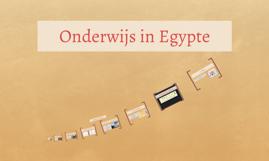 Onderwijs in Egypte