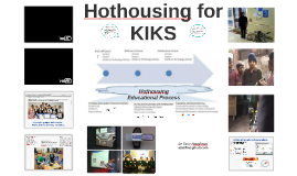 Hothousing for KIKS