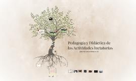 Pedagogia y didactica de las actividades luctatorias