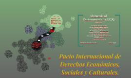 Pacto Internacional de Derechos Económicos, Sociales y Cultu