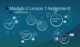 Module 2 Lesson 1 Assignment
