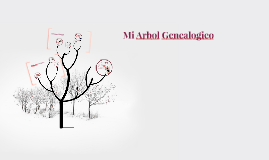 Copy of Copy of Mi Arbol Genealogico