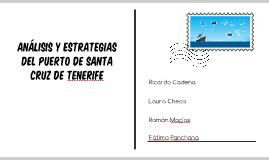 Análisis y estrategia del Puerto de Santa Cruz de Tenerife