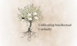 Cultivating Intellectual Curiosity
