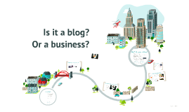 Grow your blog into a business