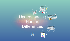Copy of Understanding Human Differences