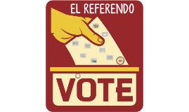 EL REFERENDO