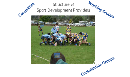Copy of Structure of Sport Development Providers