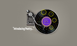Introducing Poetry 8-12