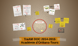 TraAM DOC 2014-2015