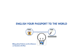 Copy of ENGLISH: THE PASSPORT TO THE WORLD