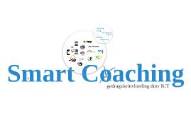 Smart Coaching for Innoversum