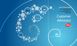 Customer Advocacy:Strand Conference, London '14