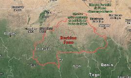 Burkina Faso - Territorio