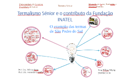 Termalismo Sénior e o contributo da Fundação INATEL