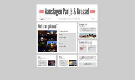 Aanslagen Brussel & Parijs