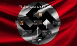 Alichai  search  Project