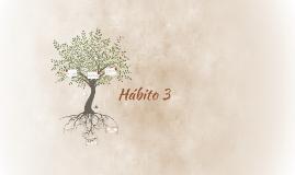 Hábito 3
