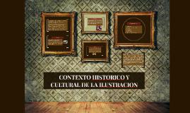 Copy of CONTEXTO HISTORICO Y CULTURAL DE LA ILUSTRACION