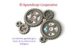 Copy of El Aprendizaje Cooperativo SENSIBILIZACIÓN