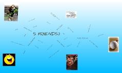 5 friends, strobel