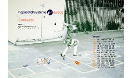 Hopscotch Système Europe - 2014
