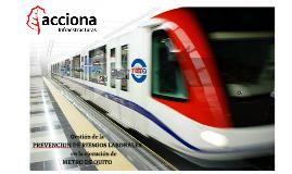 Copy of Copy of B2818 PROYECTO METRO DE QUITO FASE 1: ESTACIONES
