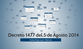 Decreto 1477 del 5 de Agosto 2014
