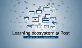 Learning ecosystem @ Post