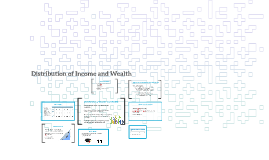 Distribution of Income and Wealth