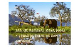 Parque Nacional Mana Pools