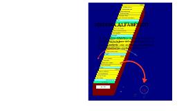 Copy of SISTEMA ALFABETICO