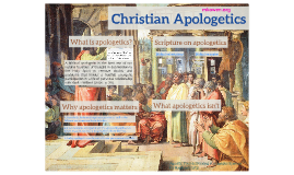 Intro to Apologetics
