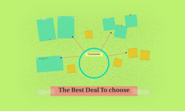 The Best Deal To choose