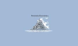 Copy of Portafolio Electrónico