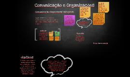 Copy of Copy of Comunicação Organizacional