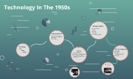 Technology In The 1950s